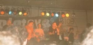 Concierto de apoyo al Molotov. CSO La Nevera. 08-04-2000