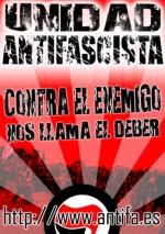 Página Web de la Coordinación Antifascista del Estado español