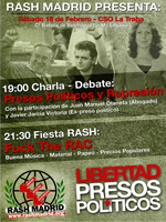 Jornada Libertad Presos Políticos