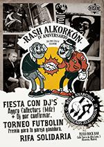 IV Aniversario RASH Alkorkón
